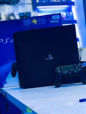 پلی استیشن سونی PS4 Pro 1TB